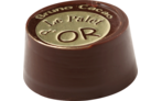 Palet d'OR (Ganache traditionnelle nature)